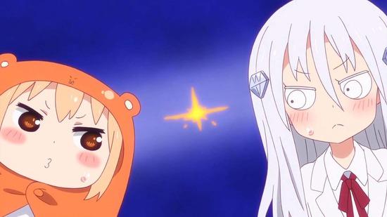 干物妹!うまるちゃんR 9話番組カット031