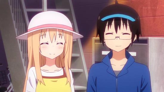 干物妹!うまるちゃんR 1話番組カット_011