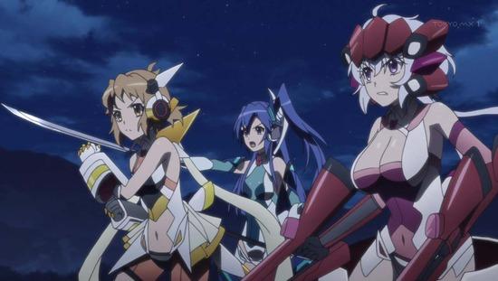 戦姫絶唱シンフォギアAXZ 3話番組カット001