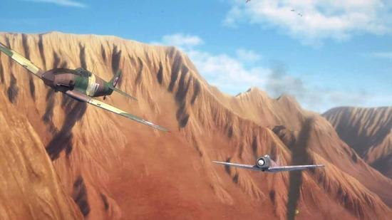 荒野のコトブキ飛行隊11番組カット021