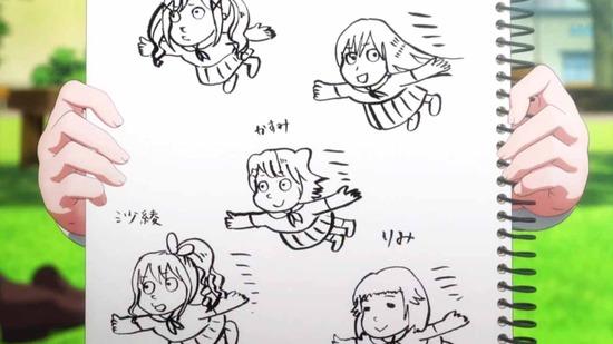 BanG Dream! 2nd Season 4話番組カット001