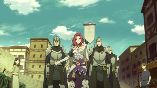 盾の勇者の成り上がり 9話番組カット030