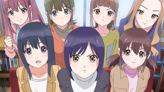 Wake Up, Girls! 新章 11話番組カット014