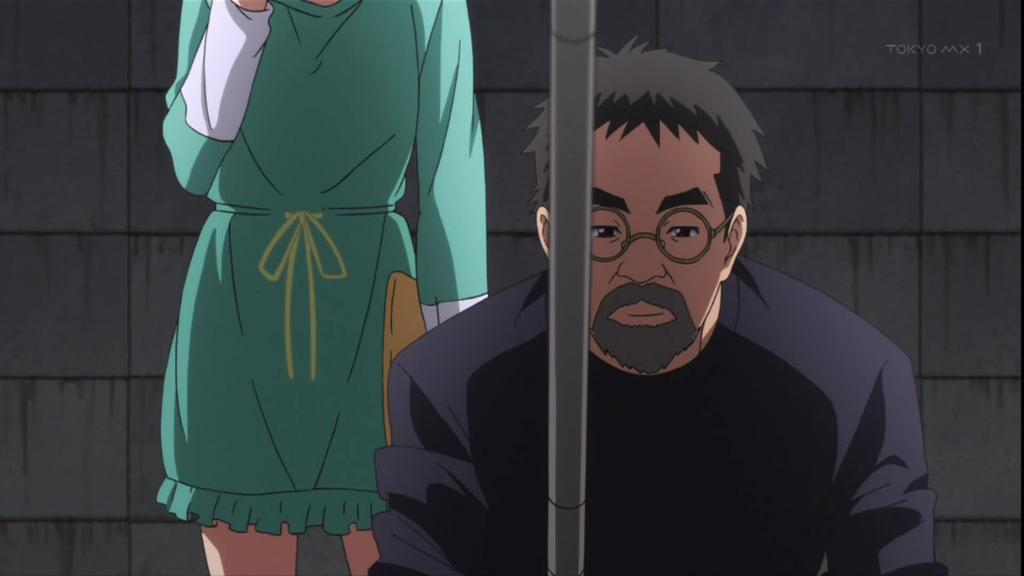 SHIROBAKO 19話シーン 013