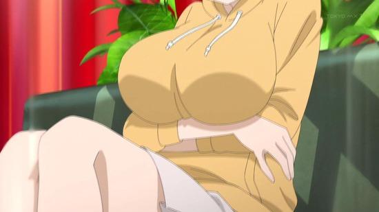 宇崎ちゃんは遊びたい! 2話番組カット010