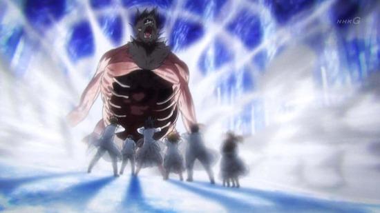 進撃の巨人 Season3 6話番組カット013