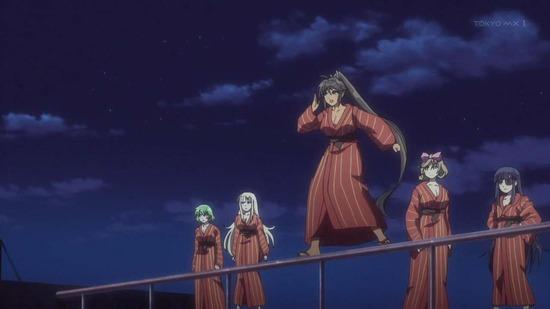 閃乱カグラ SHINOVI MASTER -東京妖魔篇- 11話番組カット005