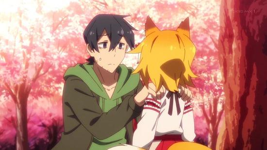 世話やきキツネの仙狐さん 12話番組カット032