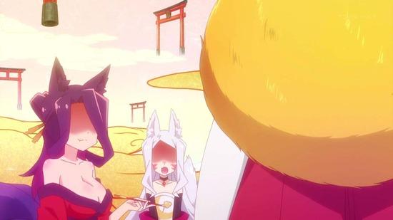 世話やきキツネの仙狐さん 1話番組カット002