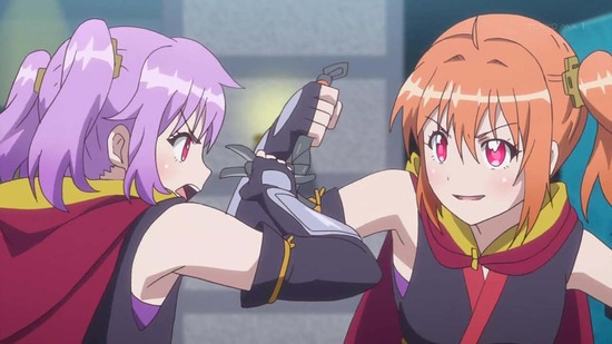 RELEASE THE SPYCE 11話場面カット031