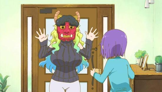 小林さんちのメイドラゴン 12話場面カット013