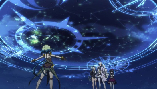戦姫絶唱シンフォギアAXZ 3話番組カット047