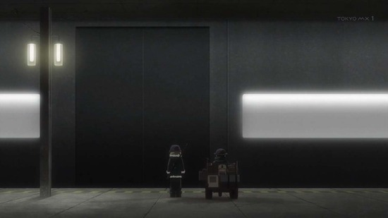 少女終末旅行 10話番組カット001