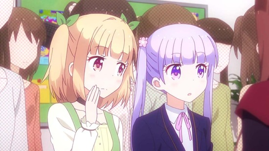 NEW GAME!! 4話番組カット_046