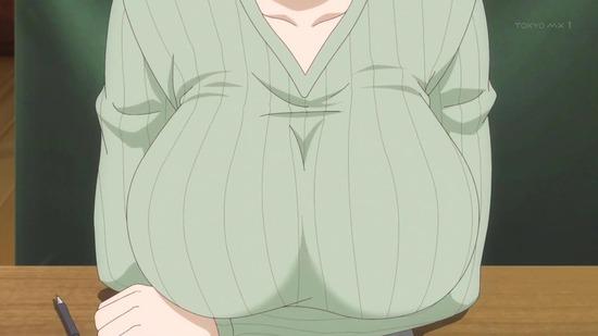 宇崎ちゃんは遊びたい! 2話番組カット044