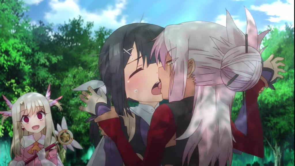 Fate/kaleid liner プリズマ☆イリヤ 2wei!(ツヴァイ) 2話019