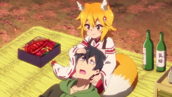 世話やきキツネの仙狐さん 12話番組カット030