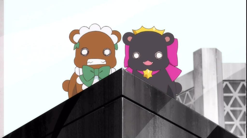 ユリ熊嵐 1話019