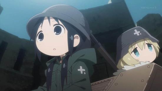 少女終末旅行 4話番組カット003
