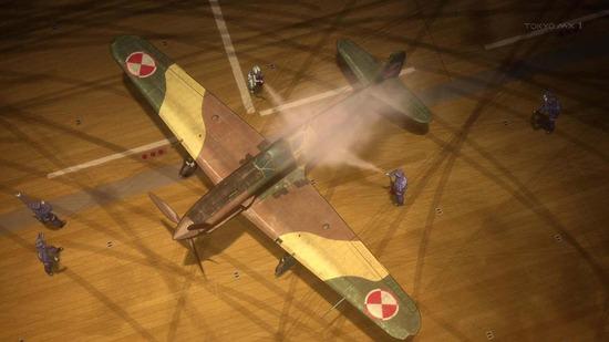 荒野のコトブキ飛行隊 10話番組カット008