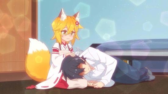 世話やきキツネの仙狐さん 1話番組カット021