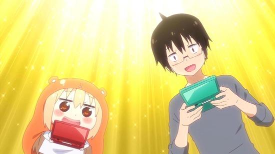 干物妹!うまるちゃんR 3話番組カット012