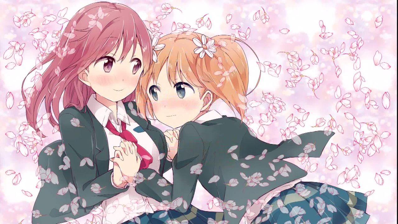 桜Trick 1話その2098