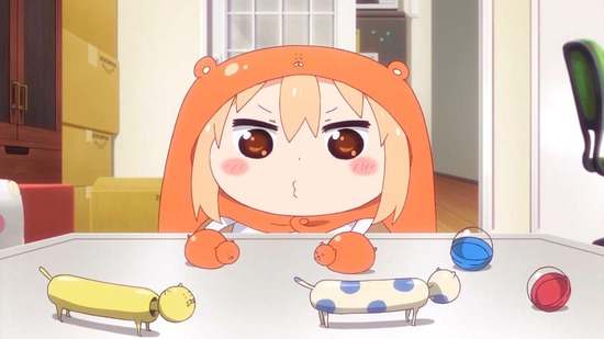 干物妹!うまるちゃんR 9話番組カット036
