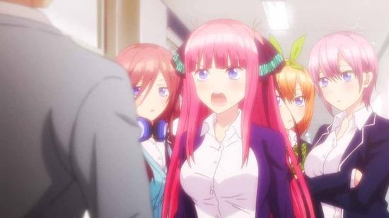 五等分の花嫁 7話番組カット017