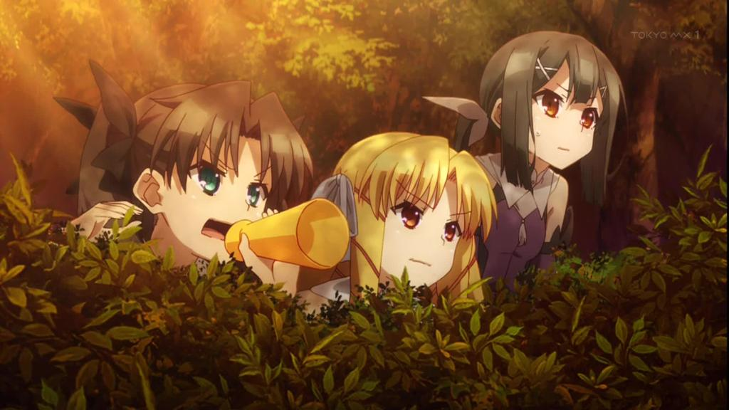 Fate/kaleid liner プリズマ☆イリヤ 2wei!(ツヴァイ) 2話030