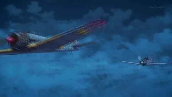 荒野のコトブキ飛行隊 1話番組カット030