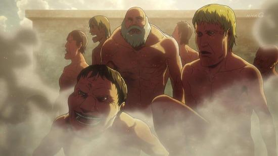 進撃の巨人 Season3 第57話番組カット021