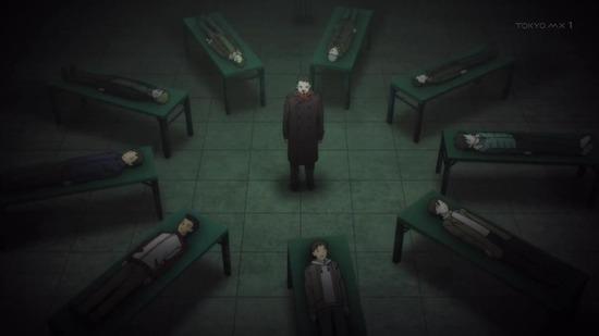 魔法科高校の劣等生 来訪者編 8話場面カット021