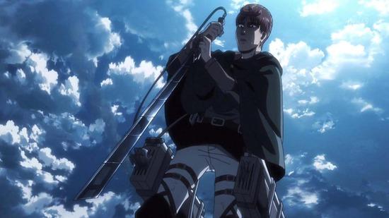 進撃の巨人 Season3 第55話番組カット018