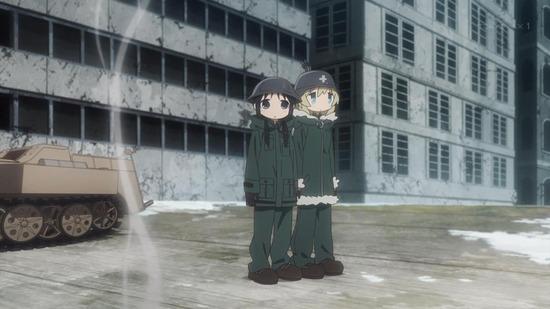 少女終末旅行 3話番組カット001
