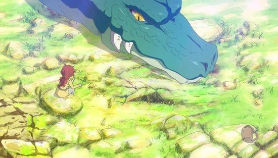 小林さんちのメイドラゴン 12話場面カット029