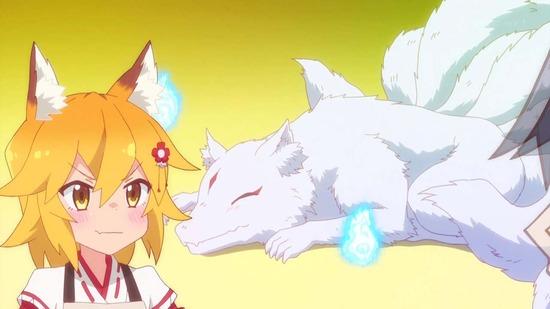 世話やきキツネの仙狐さん 2話番組カット023