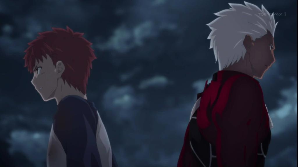 Fate/stay night[Unlimited Blade Works] #07 016