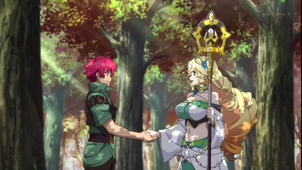 魔弾の王と戦姫(ヴァナディース) 8話012