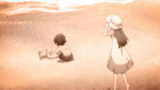 この世の果てで恋を唄う少女YU-NO 3話_番組カット007