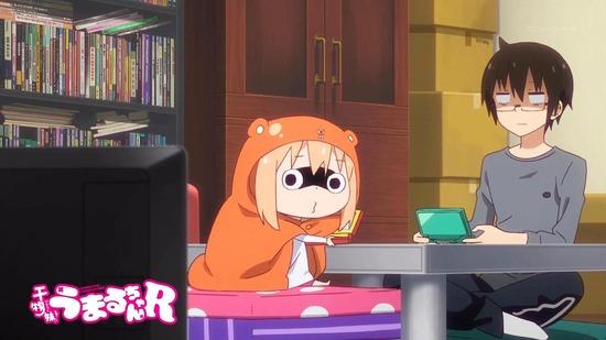 干物妹!うまるちゃんR 3話番組カット014