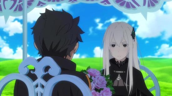 Reゼロから始める異世界生活 34話場面カット001