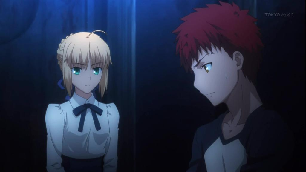 Fate/stay night[Unlimited Blade Works] #06 014