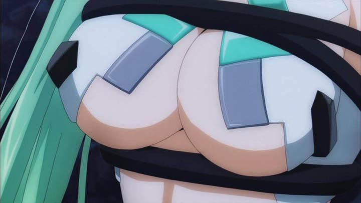 超次元ゲイム ネプテューヌ 3話