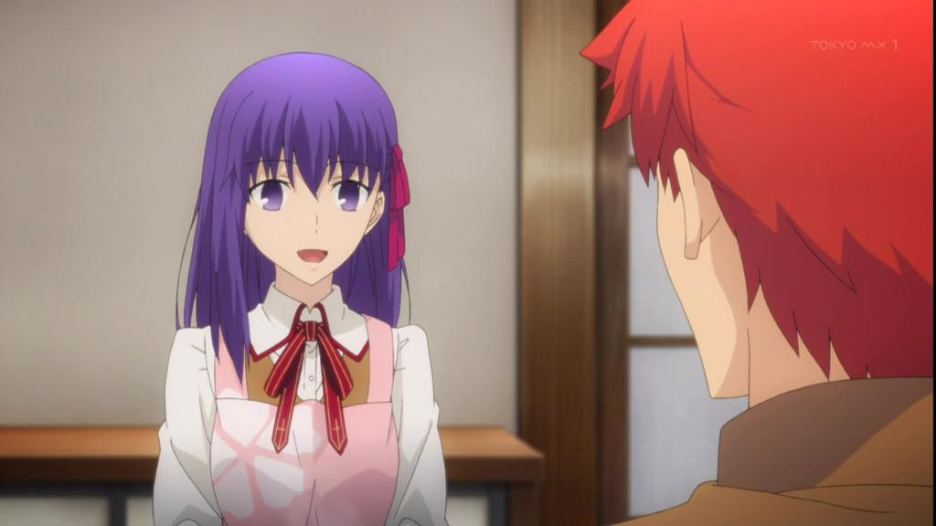Fate/stay night[Unlimited Blade Works] #05 001