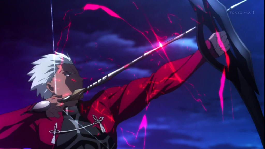 Fate/stay night[Unlimited Blade Works] #07 008