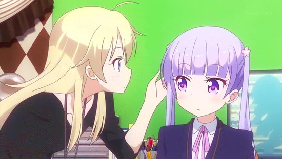 NEW GAME!! 1話番組カット016