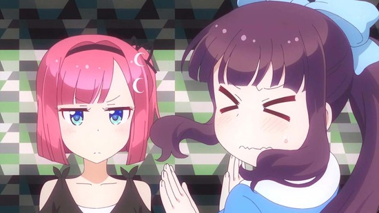 NEW GAME!! 8話番組カット_041