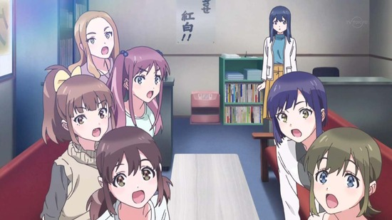 Wake Up, Girls! 新章 3話番組カット038