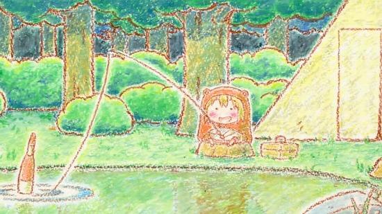 干物妹!うまるちゃんR 6話番組カット001